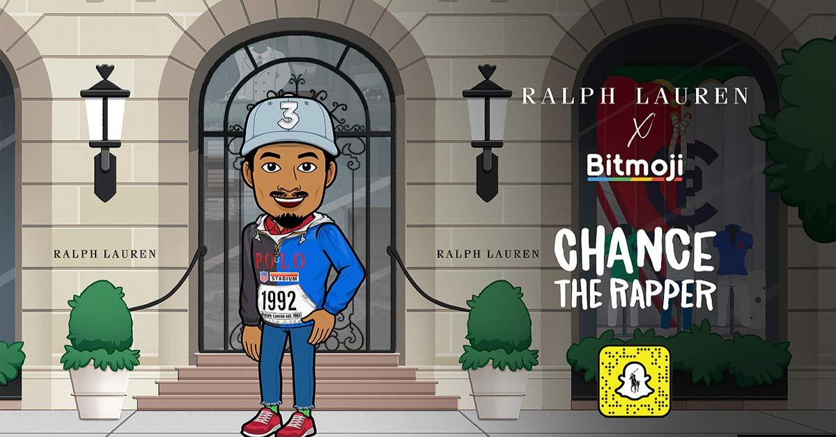 ralph-lauren-bitmoji-snapchat
